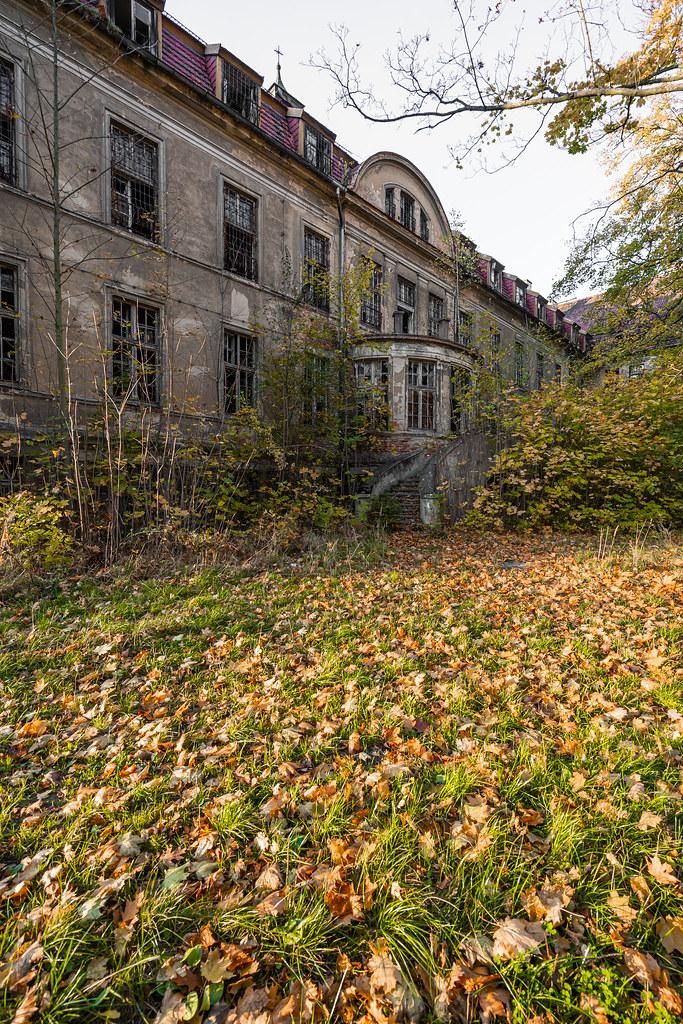 Mercy Town Abandoned Asylum Poland October 2019 Derelict Places