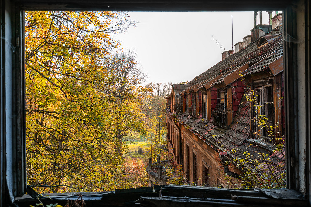 Mercy Town Abandoned Asylum Poland October 2019 Derelict Places